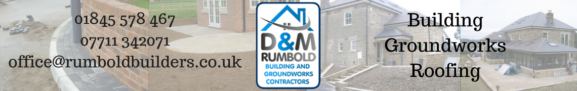 Roofing Rumbold Builders
